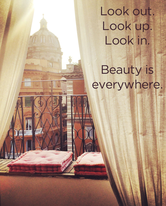 The Beauty of Less