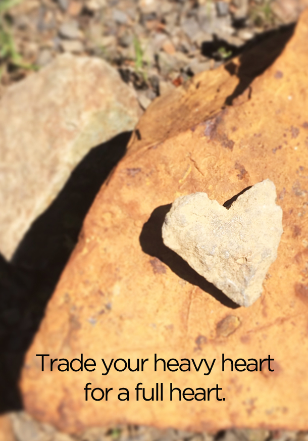How to Create Heart Space (and why it's a big deal)
