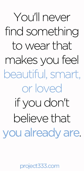 Best Quotes On Simple Fashion And Dressing With Less Be More With Less