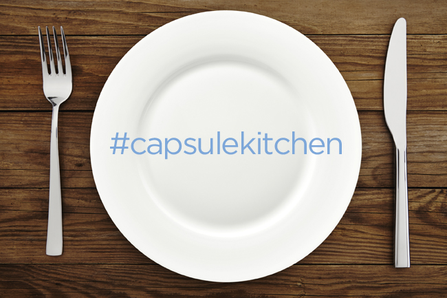 The Capsule Kitchen Challenge