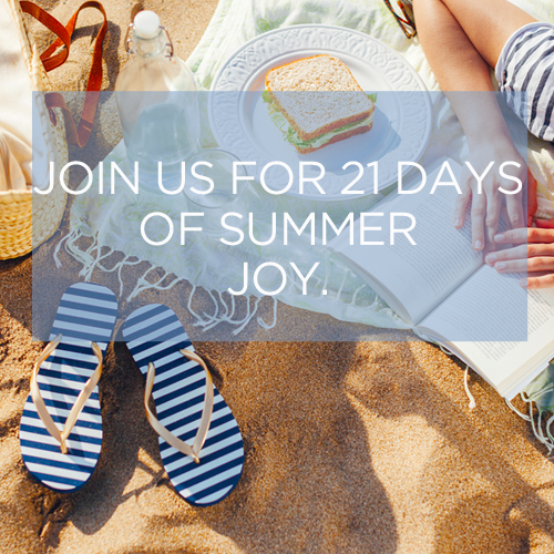 Savor the Summertime 21 Day Virtual Summer Camp
