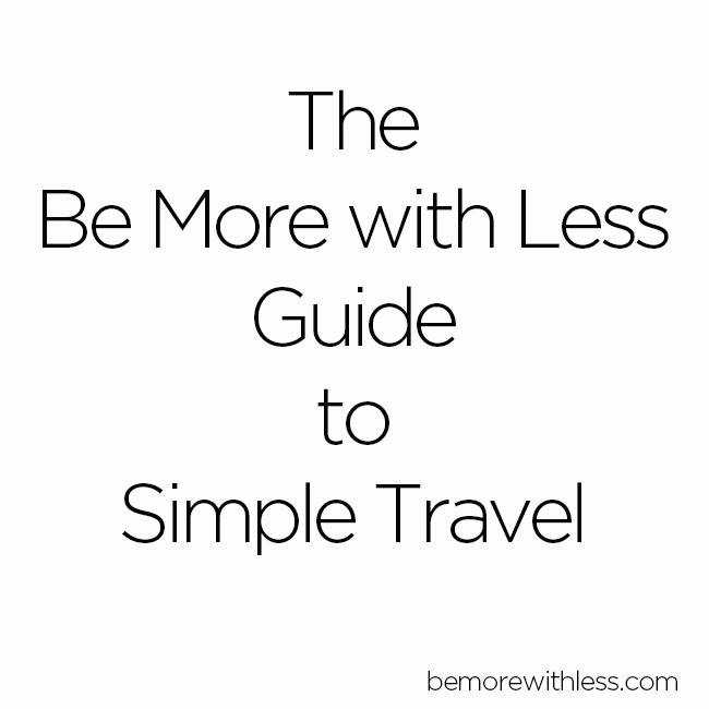 See the world with less stress and more love.