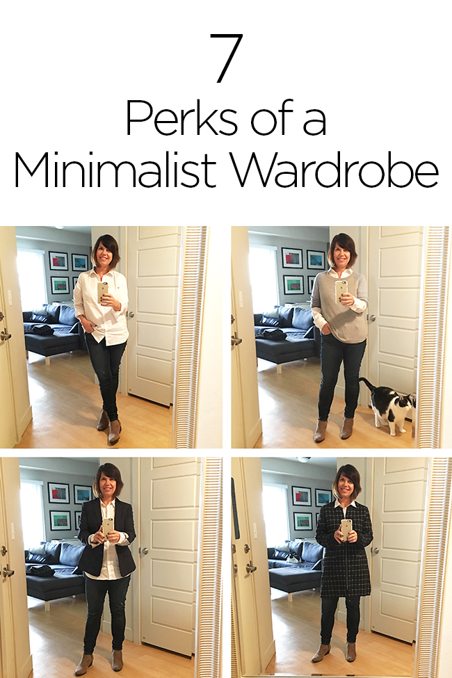 7 Perks of a Minimalist Wardrobe (minimalist fashion may ...
