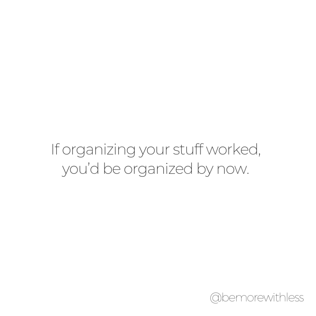 declutter your life quotes