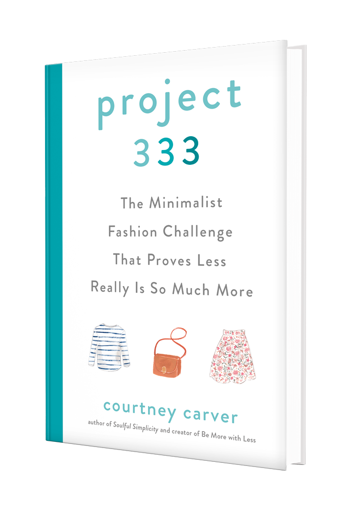 Project 333 Book