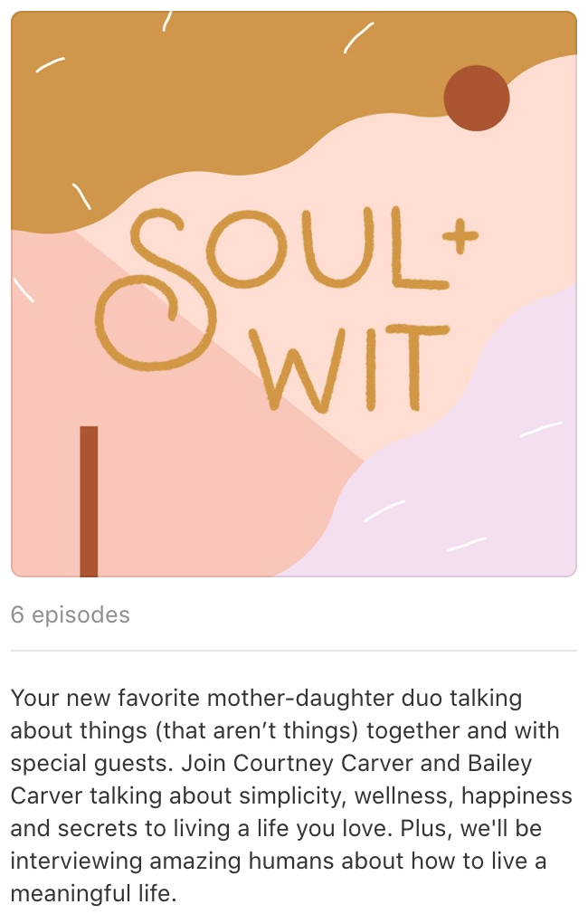 Soul and Wit Podcast