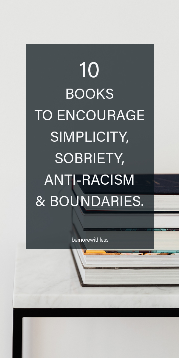 Read These Books to Encourage Simplicity